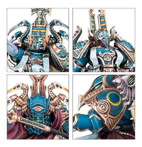 Exalted Sorcerers. Детали