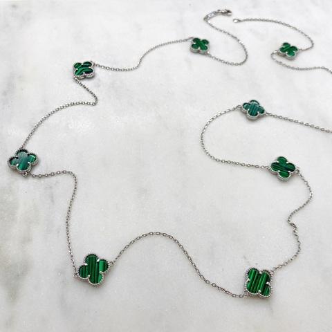Сотуар Клевер (зеленый)