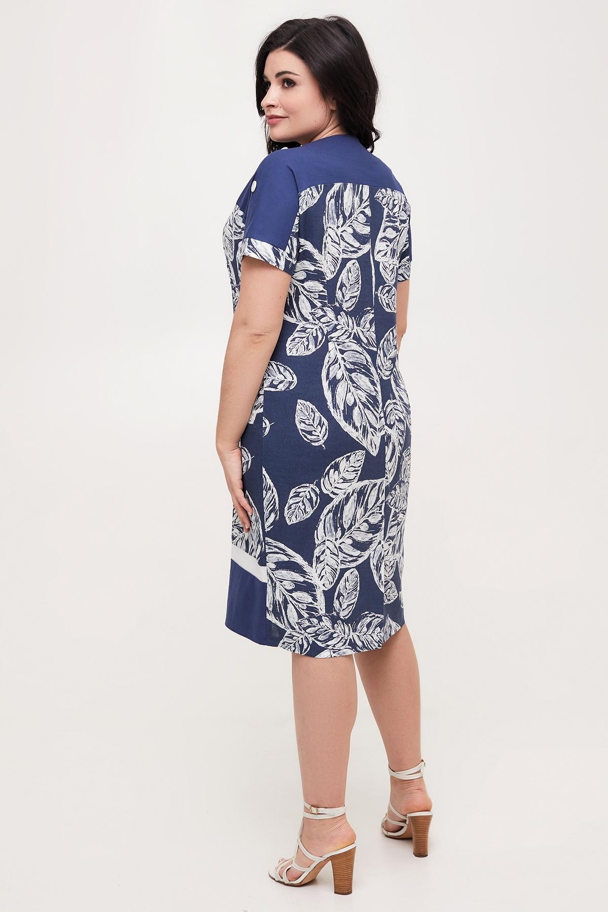 Сукня Анюта (темний джинс)
