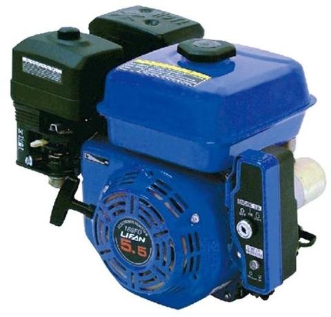 Двигатель LIFAN 168FD (5.5 л.с.) + электростартер
