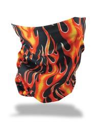 Бафф-туба ZAN Motley Tube Flames