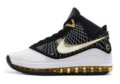 Nike Lebron 7 'White/Black'