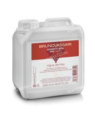Гель с экстрактом водорослей и вина Кьянти (Bruno Vassari | Kianty Spa | Vigna Del Mar), 2000 мл