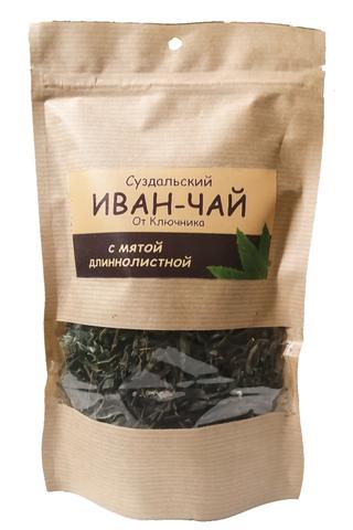 Иван-чай суздальский «с мятой длиннолистной»