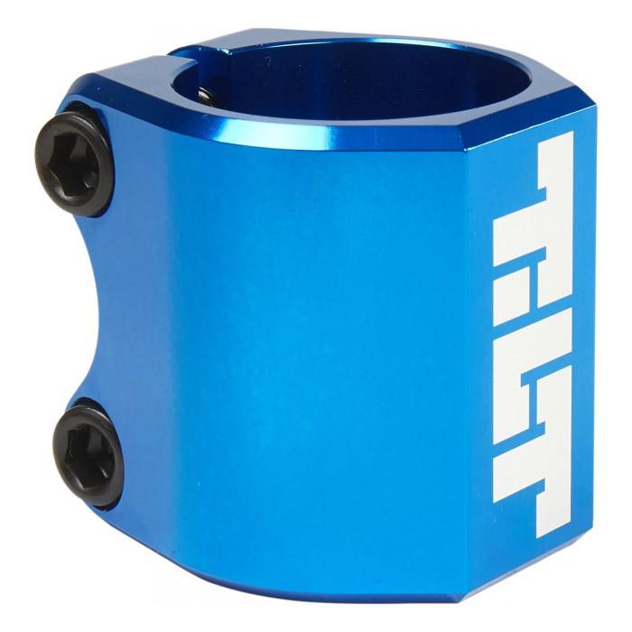 Зажим для самоката TILT Classic Double Clamp (Blue)