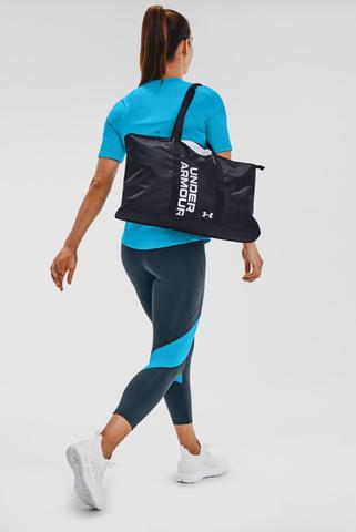 Женская черная сумка UA W Meta Favorite Tote 2.0 Under Armour