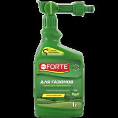Минеральное удобрение для газонов Bona Forte канистра с эжектором 1 л