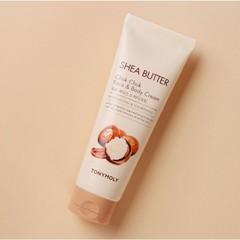 Krem \ Крем \ Cream Shea Butter Chok Chok Face & Body Cream 250ml