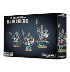 Exalted Sorcerers. Коробка