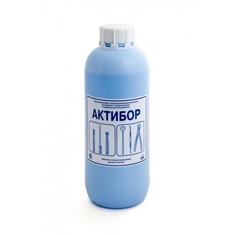 Дезинфицирующее средство АКТИБОР 1000мл
