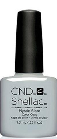 UV Гелевое покрытие CND Shellac Mystic Slate 7.3мл