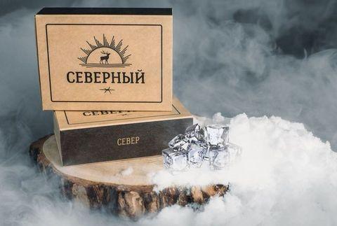 Табак для кальяна Северный с ароматом Север
