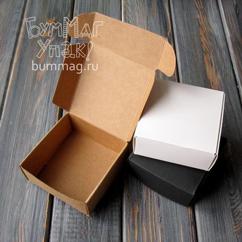 Коробка картонная (70*70*30мм)