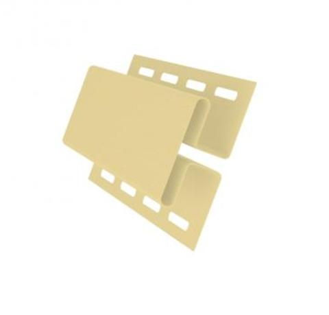 Н - профиль Гранд Лайн желтый 3 м