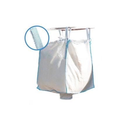 Мешок биг-бэг четырехстропный 95x95x180 см (верх юбка, дно клапан)