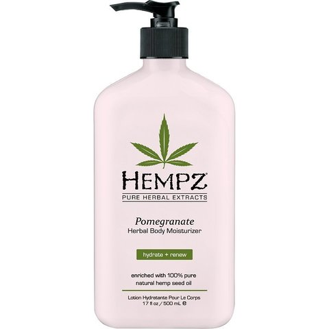 Hempz Pomegranate Herbal Body Moisturizer