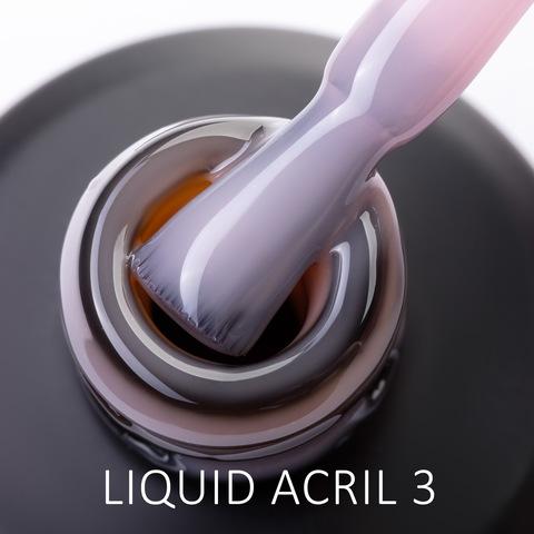 Акрил жидкий DIVA Liquid Acryl 3 15мл