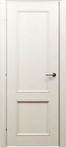 Дверь Краснодеревщик 3323, цвет беленый дуб, глухая