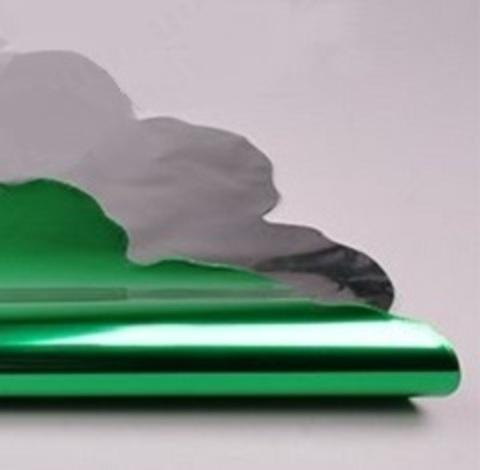 Салфетка металл круглая (d=60 см, упак.=50 шт.) Цвет:зеленый