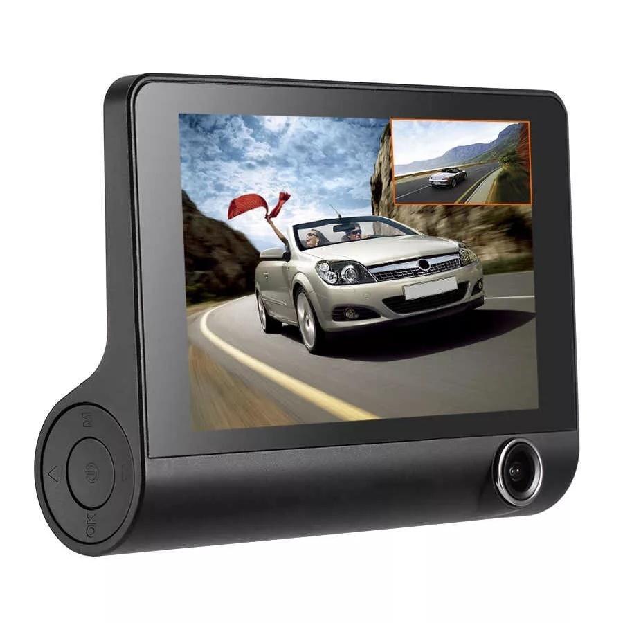 Для автомобилистов Видеорегистратор  с тремя камерами Video Cardvr автомобильный Видеорегистратор_с_тремя_камерами.jpg