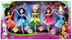 Disney Fairies Набор из 5 кукол