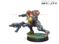 Krakot Renegade (вооружен Chest Mines, Submachine Gun)