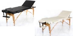 Массажный стол деревянный 3-х секционный RESTPRO Classic 3