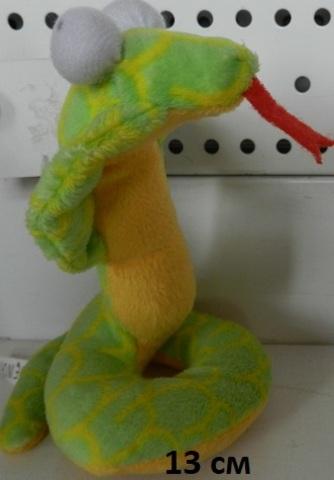 Змея кобра С-2286 13см