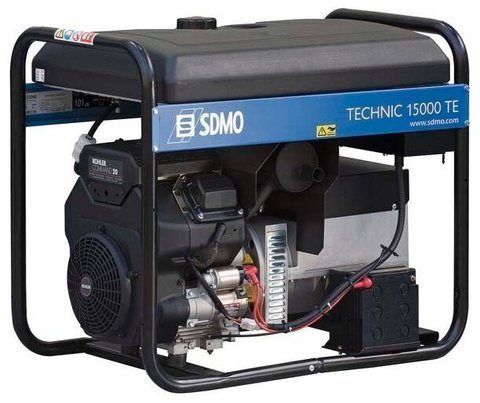 Кожух для бензинового генератора SDMO Technic 15000TE Auto (9900 Вт)