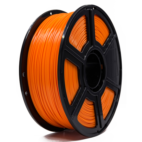 Tiger3D ABS-пластик катушка, 1.75 мм, 1 кг, оранжевая