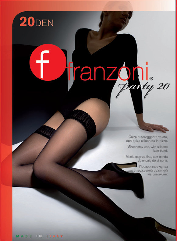 Franzoni Party 20 aut. чулки