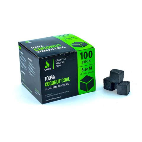 Уголь Fumari 1 кг 22 мм