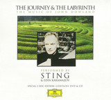 Sting & Edin Karamazov ‎/ The Journey & The Labyrinth: The Music Of John Dowland (CD+DVD)