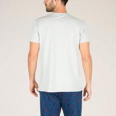 Мужская футболка E20K-81M101