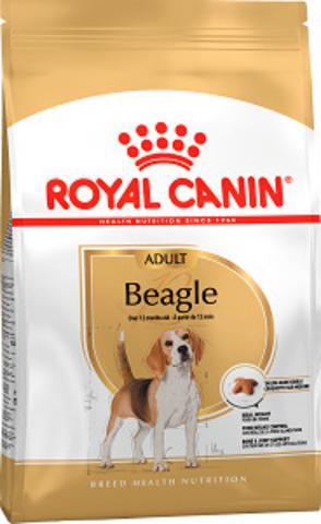 Royal Canin Beagle Adult сухой корм для собак породы бигль с 12 месяцев