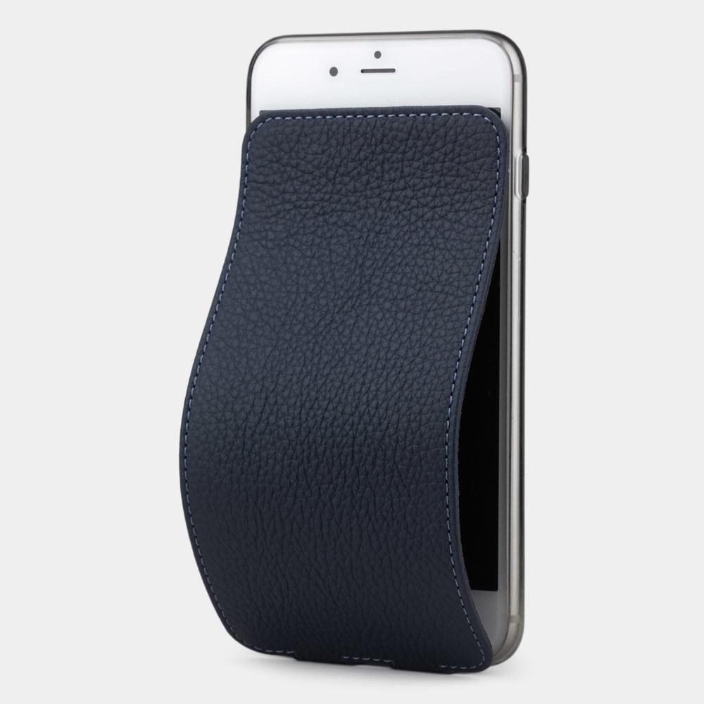 Case for iPhone SE - blue mat