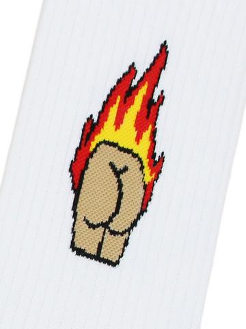 Носки Попа огонь