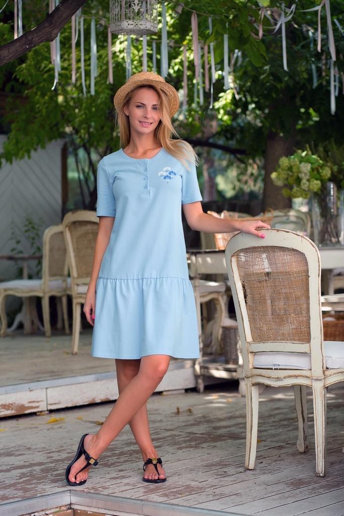 Mix Mode 6021 платье к/р евро