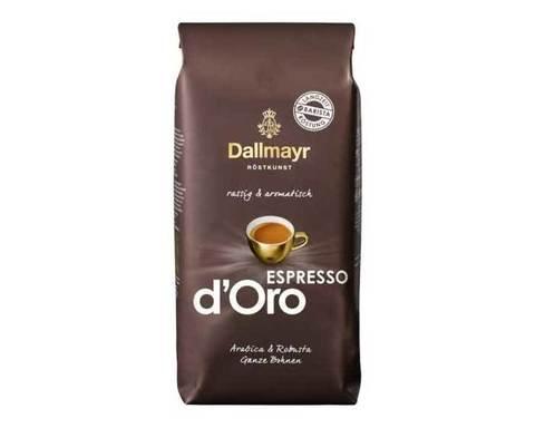 Dallmayr Espresso d'Oro, 1 кг