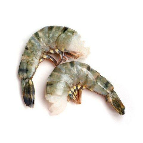 Хвосты тигровой креветки 26/30, 1 кг
