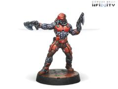 Gecko Pilot (вооружен Assault Pistols)