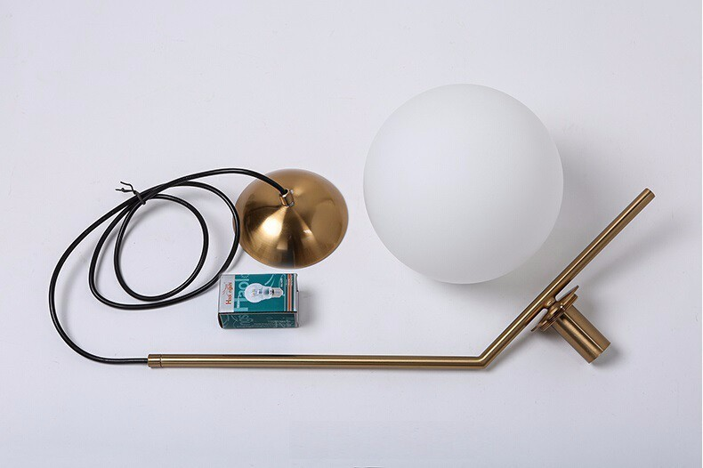 Подвесной светильник копия IC by Flos D20