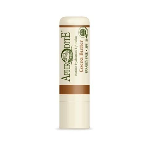 Защитный бальзам для губ с маслом какао