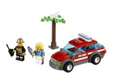Lego Город Автомобиль пожарного (60001)