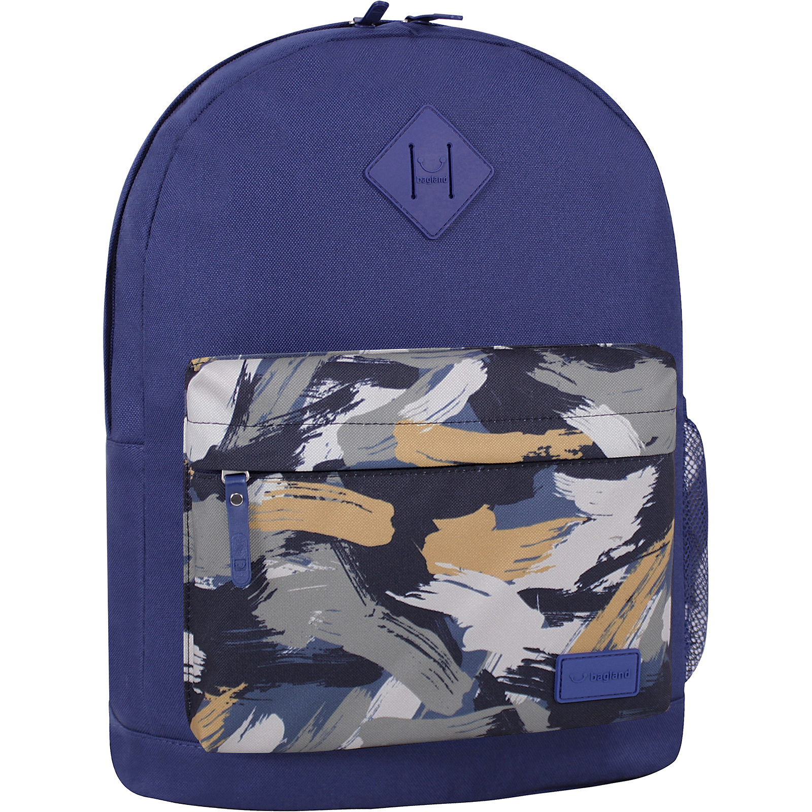 Молодежные рюкзаки Рюкзак Bagland Молодежный W/R 17 л. чернильный 773 (00533662) IMG_6564_суб.773_.JPG