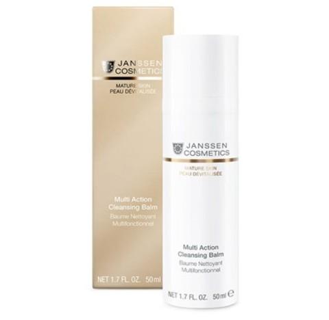 JANSSEN COSMETICS Мультифункциональный бальзам для очищения кожи | Multi Action Cleansing Balm
