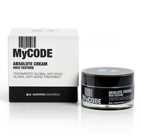 SUMMECOSMETICS | Крем абсолют рич | MyCODE ABSOLUTE CREAM RICH, (50 мл)