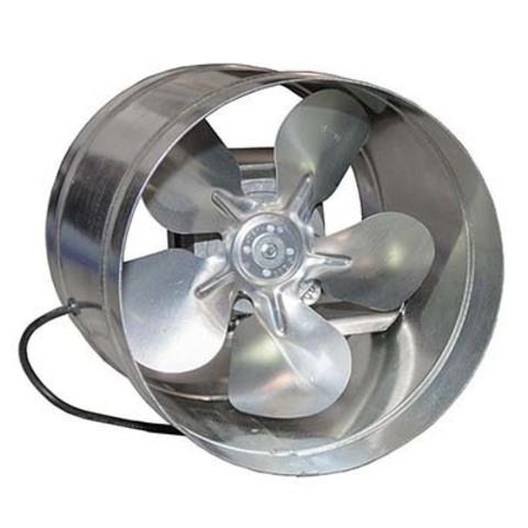 Вентилятор канальный осевой ВанВент ВКО 200 К
