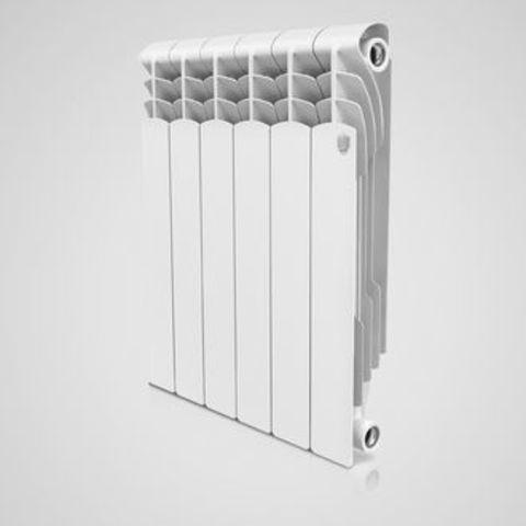 Алюминиевый радиатор Royal Thermo Revolution 500 - 6 секций