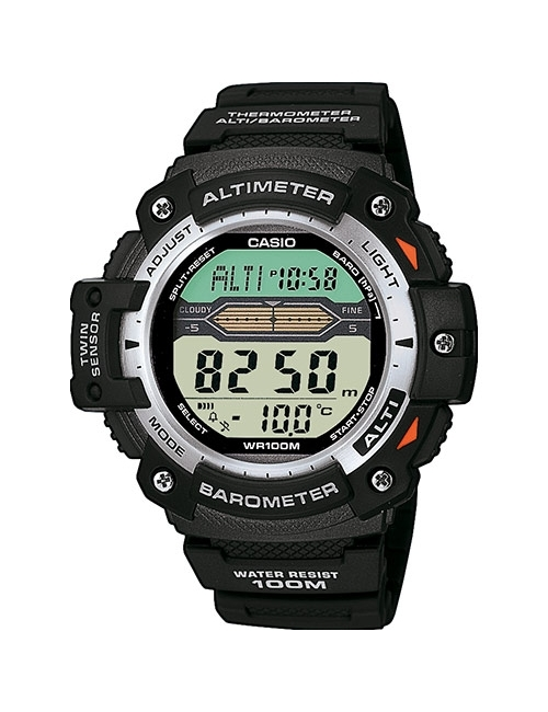 Часы мужские Casio SGW-300H-1A Casio Collection
